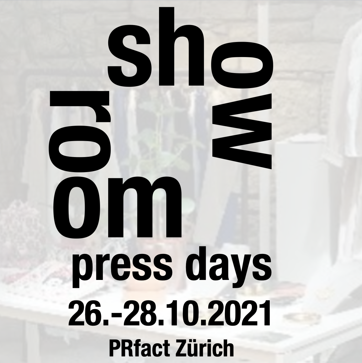 SFA showroom @ press days